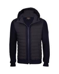 Gran Sasso Jacket in het Black voor heren