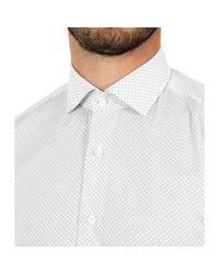 Shirt Blanco Xacus de hombre de color White