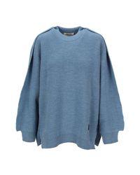 Ambush Knitwear Bmhe006f20kni001 in het Blue