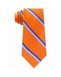Neck Tie di Tommy Hilfiger in Orange da Uomo