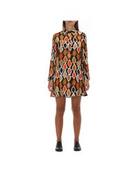Dress Jucca en coloris Orange