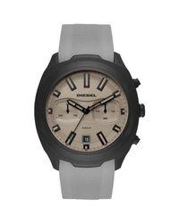 Watch UR Dz4498 DIESEL pour homme en coloris Gray