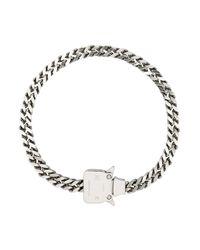 Cubix Mini Necklace 1017 ALYX 9SM pour homme en coloris Gray
