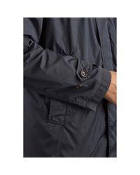 Jacket di Moncler in Blue da Uomo