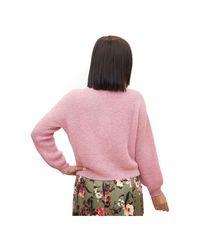 Soft jersey Rosa iBlues de color Pink