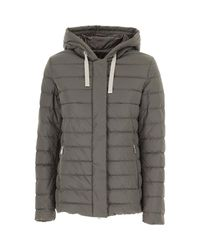Coat di Add in Gray
