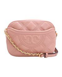Tory Burch Shoulder Bag in het Pink