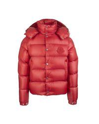 Moncler Jacket in het Red voor heren