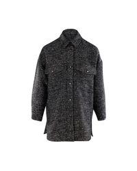 Alix The Label Shirt 20 7402780 in het Black voor heren