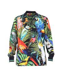 Dolce & Gabbana Shirt in het Green voor heren