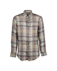 Etro Shirt in het Natural voor heren