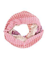 Altea 1860623 Scarf in het Pink