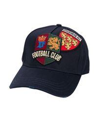 DSquared² Cap in het Blue voor heren