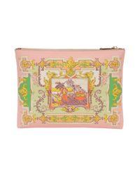 Etro Pochette 1e579 in het Pink