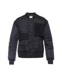 Moncler Richie Quilted Down Jacket in het Black voor heren