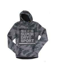 Superdry Sweater in het Gray voor heren