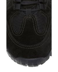Maison Margiela Black Security Sneakers for men