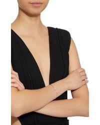 Hueb - Luminus 18k White Gold Diamond Bracelet - Lyst