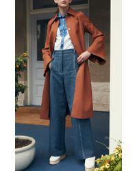 Rosetta Getty - Multicolor Western Cotton Button Up Shirt - Lyst