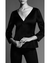 Protagonist - Black Shaped Evening Jacket - Lyst