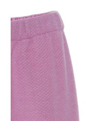 Natasha Zinko - Pink Cashmere Pajama Pants - Lyst