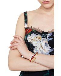 Dolce & Gabbana - Red Dice Bracelet - Lyst