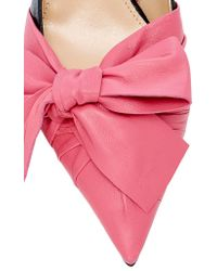 Prada Pink M'o Exclusive: Pelle Slingback