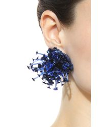 Johanna Ortiz - Blue M'o Exclusive: Savitri Earrings - Lyst