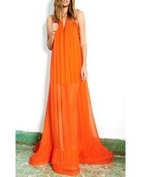 Alexis - Multicolor Gracie Long Dress - Lyst
