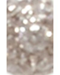 Vanrycke - Metallic Kachina Earring In White Gold With White Diamonds - Lyst