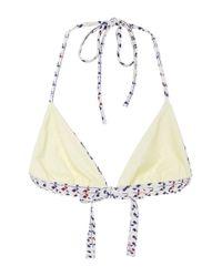 Beautiful Bottoms - Black Classic Triangle Bikini Top - Lyst