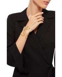 Wendy Yue - Metallic Golden Diamond Cuff - Lyst