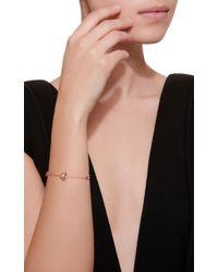 Anabela Chan - Pink M'o Exclusive Fuchsia Palm Bracelet - Lyst