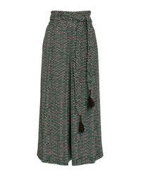 Apiece Apart | Blue La Fonda Baja Tie Waist Culotte | Lyst
