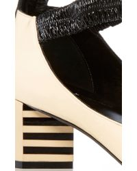 Pierre Hardy - Multicolor Siouxsie Patent Leather Pumps - Lyst