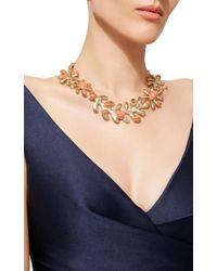Oscar de la Renta - Red Coral Sea Tangle Necklace - Lyst