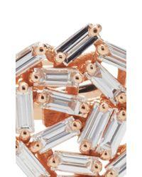 Suzanne Kalan - Metallic Double Round & Bar Ring - Lyst