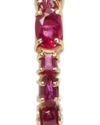 Sharon Khazzam - Multicolor Baby Hoop Earrings - Lyst