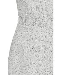 Emilia Wickstead | Multicolor The Exclusive Claire Pebbled Cocktail Dress | Lyst