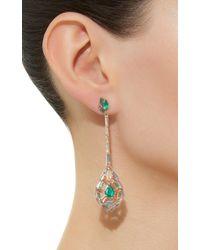 Nak Armstrong - Pink Pendulum Earrings - Lyst