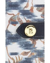 Paravel Blue M'o Exclusive Passkeeper