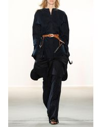 Dorothee Schumacher - Blue Effortless Modernity Skirt - Lyst