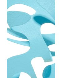 Rosie Assoulin - Blue Roxanne Assoulin For Cielo Large Sculptural Earrings - Lyst