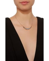 Toni + Chloë Goutal - Metallic One-of-a-kind Violet Ii Necklace - Lyst