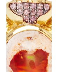 Daniela Villegas - Multicolor Mexican Spider Ring - Lyst