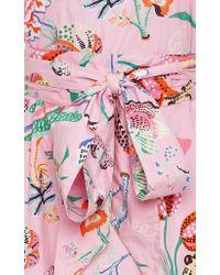 Banjanan Pink Knee Length Bulbul Dress