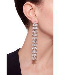 Ben-Amun - Metallic Antique Linear Fan Earring - Lyst