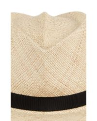 Gladys Tamez Millinery - Natural Kelly Hat - Lyst