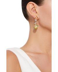 Anabela Chan - Yellow Lemon Drop Earrings - Lyst