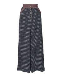 Temperley London Multicolor Joyce Trousers
